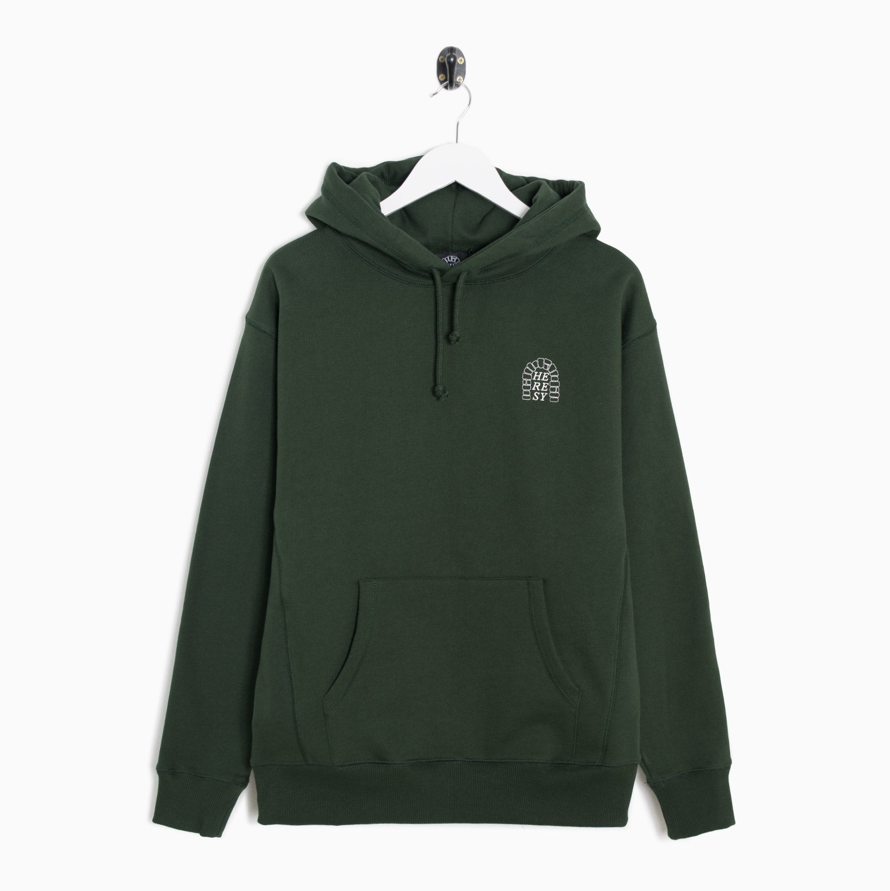 Heresy Arch Hoody - Forest