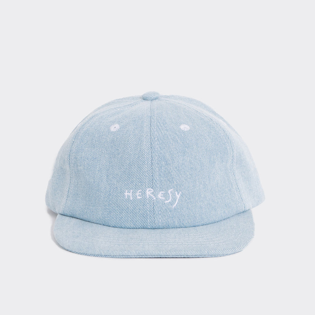 Heresy Drudge Denim Day Cap - Denim
