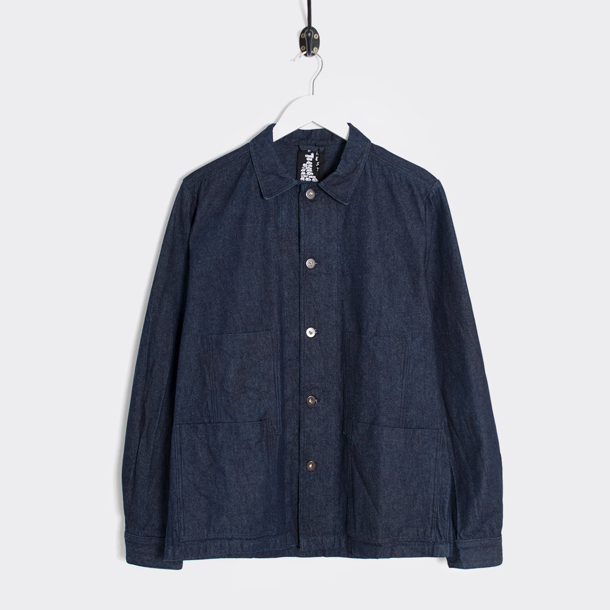 Heresy Drudge Jacket - Navy