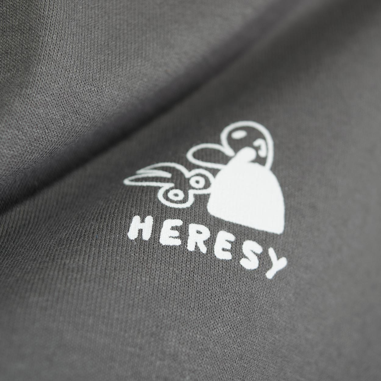 Heresy Perchten T-Shirt - Slate