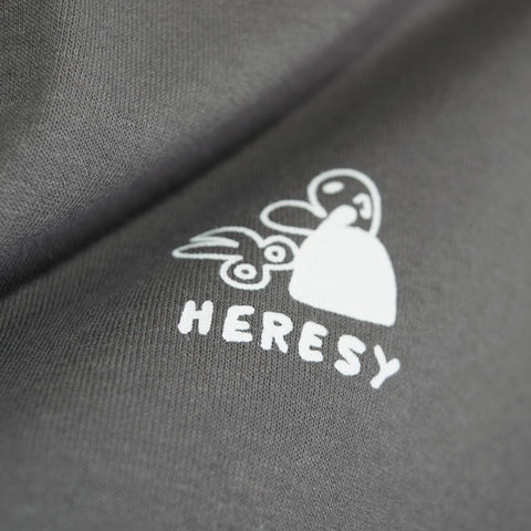 Heresy Perchten T-Shirt - Slate T-Shirt - CARTOCON