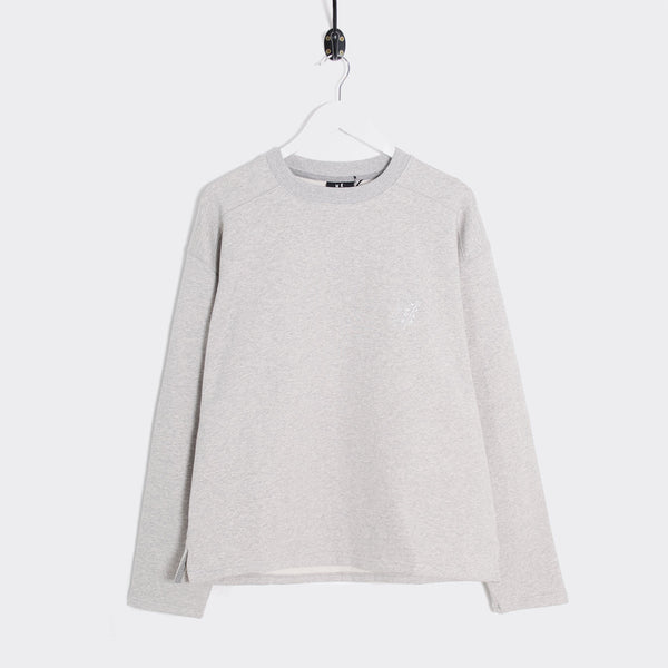 Heresy Harvest Sweatshirt - Grey Marl