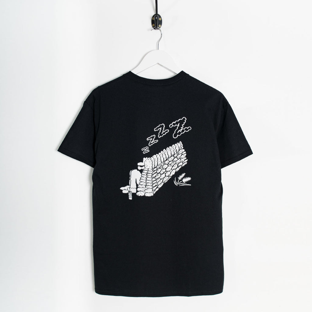 Heresy Dry Stack T-Shirt - Black