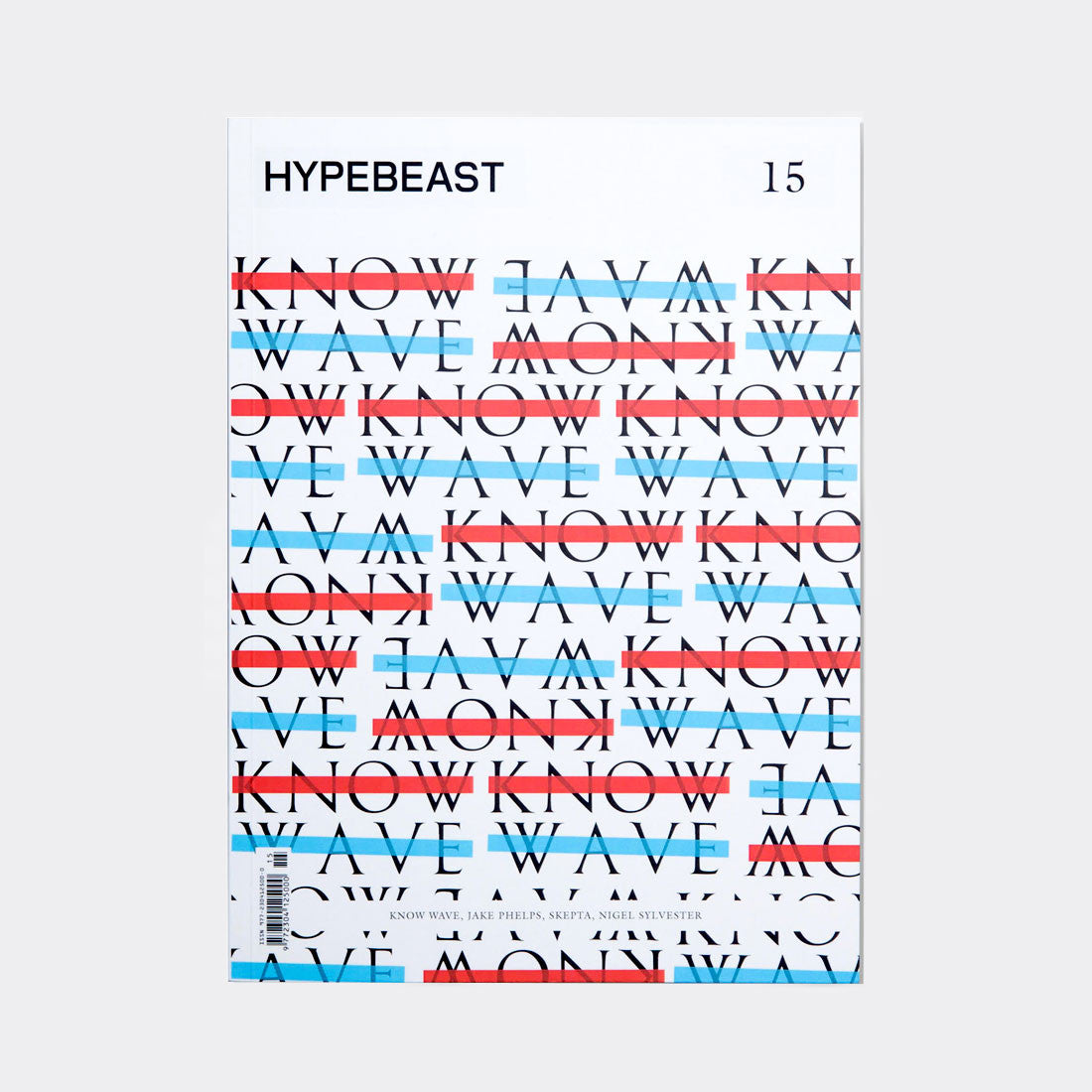 Hypebeast Magazine 15 - The Foundation Issue