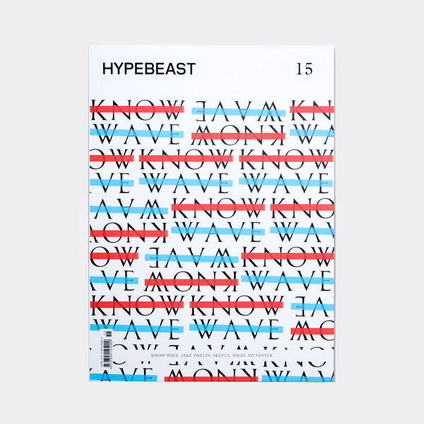 Hypebeast Magazine 15 - The Foundation Issue Magazine - CARTOCON