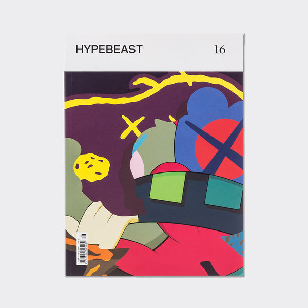 Hypebeast Magazine 16 - The Projection Issue Magazine - CARTOCON