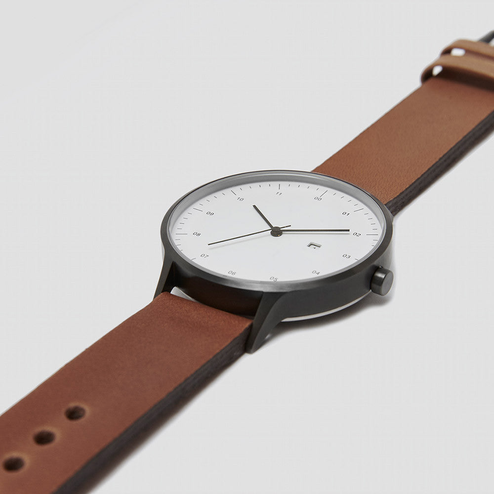 Instrmnt Watch 01A - Gunmetal - 4
