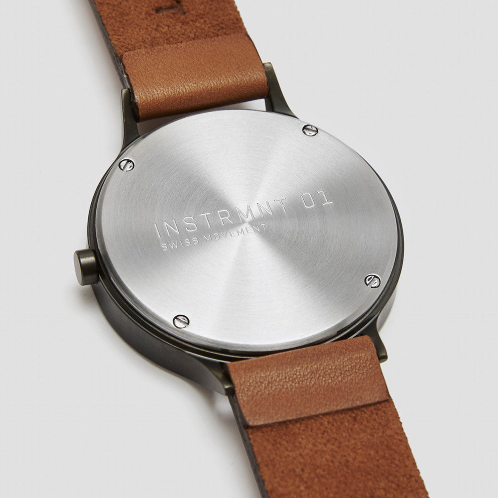 Instrmnt Watch 01A - Gunmetal - 5