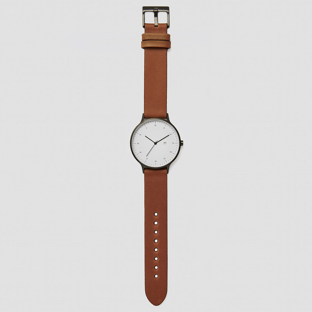 Instrmnt Watch 01A - Gunmetal - 3