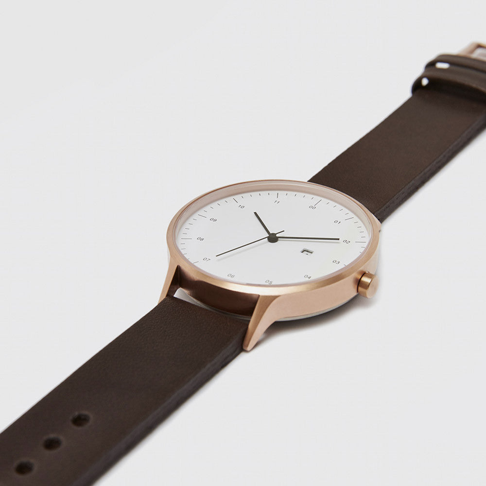 Instrmnt Watch 01B - Gold - 4