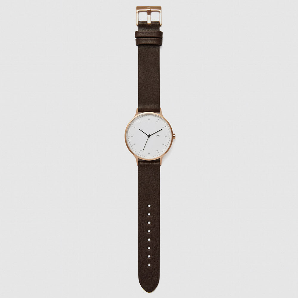Instrmnt Watch 01B - Gold - 2