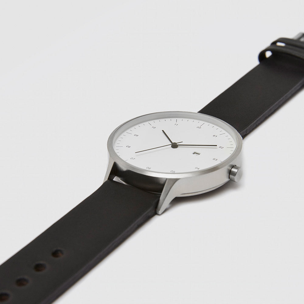 Instrmnt Watch 01C - Silver - 5