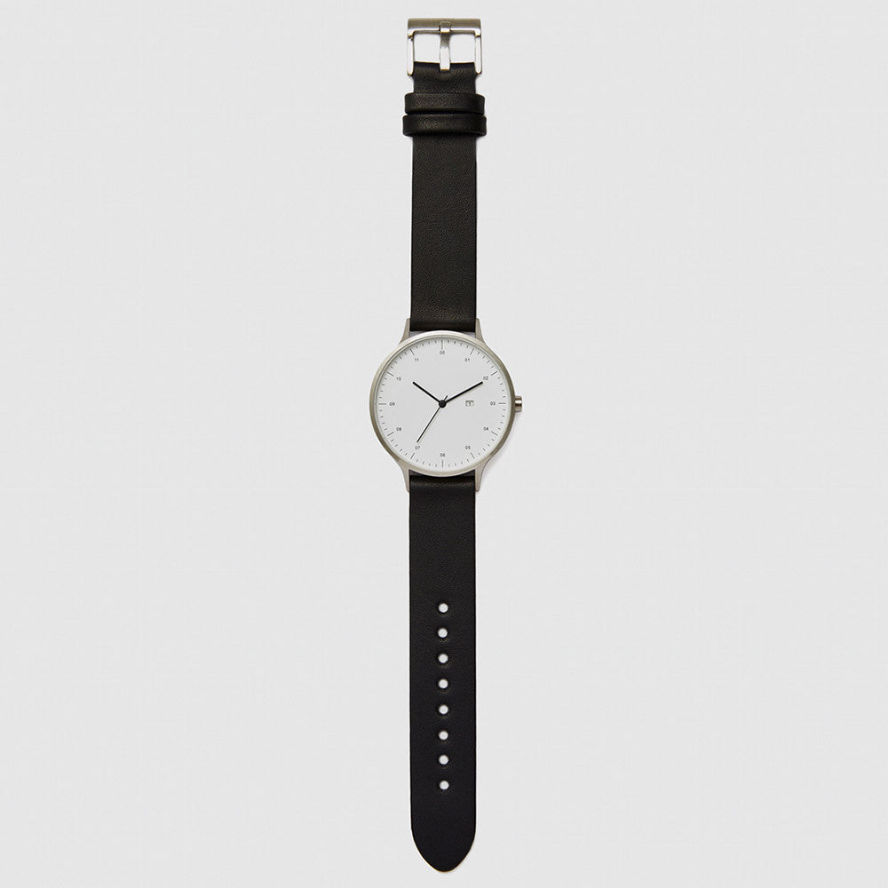 Instrmnt Watch 01C - Silver - 3
