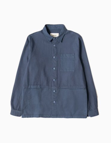 Kestin Rosyth Jacket - Denim Blue