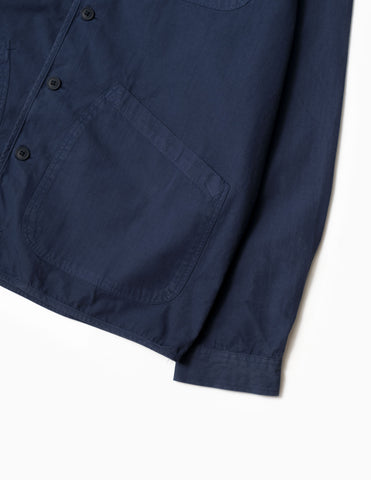 Kestin Neist Ripstop Overshirt - Navy Jacket - CARTOCON