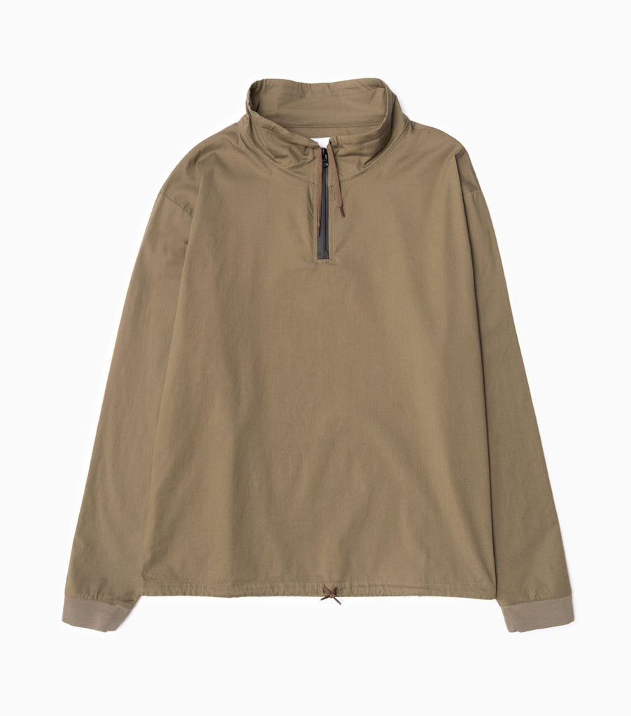 Kestin Hare AW19 Crieff Windbreaker Sweat - Olive