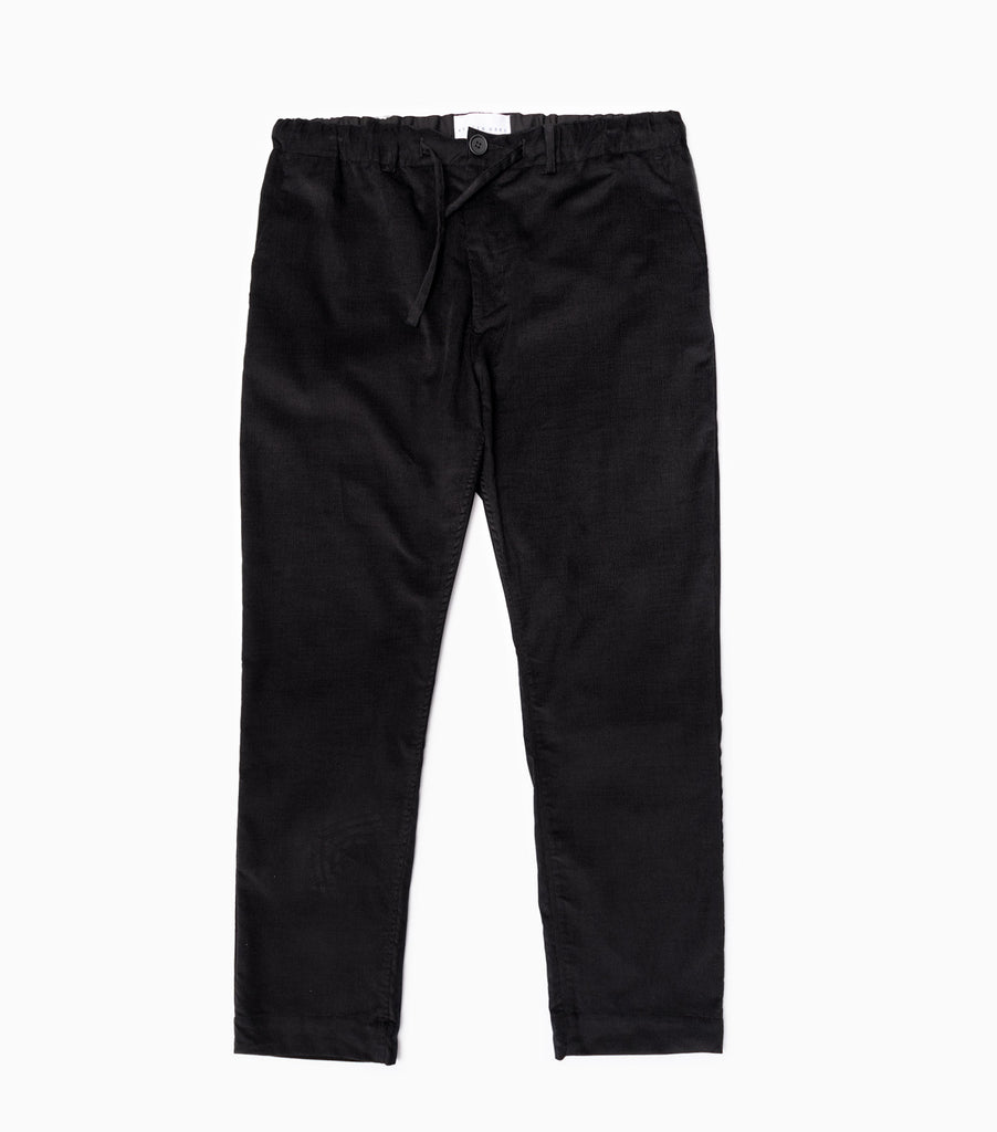 Kestin Hare AW19 Inverness Cord Trouser - Black
