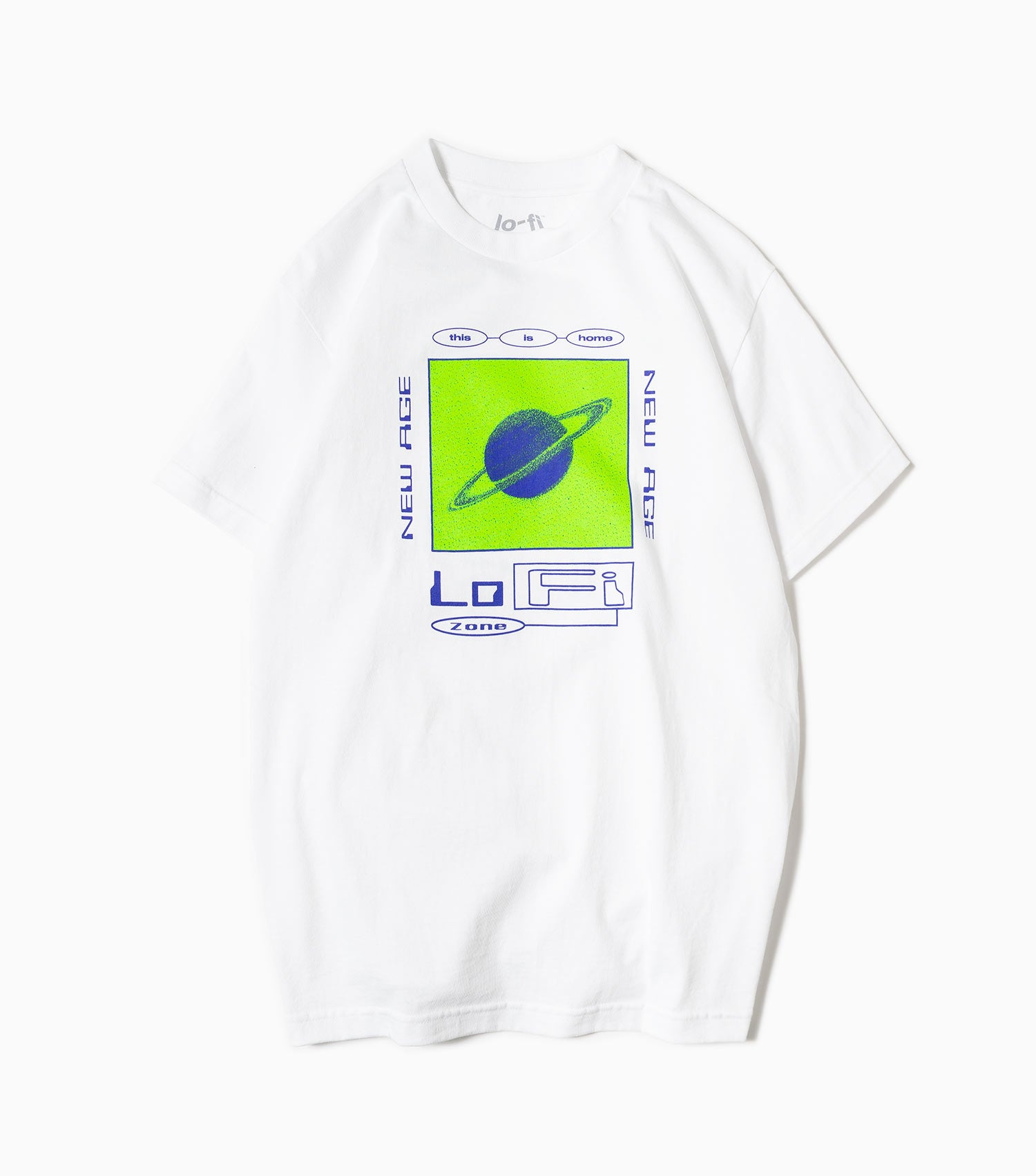 Lo-Fi New Age T-Shirt - White