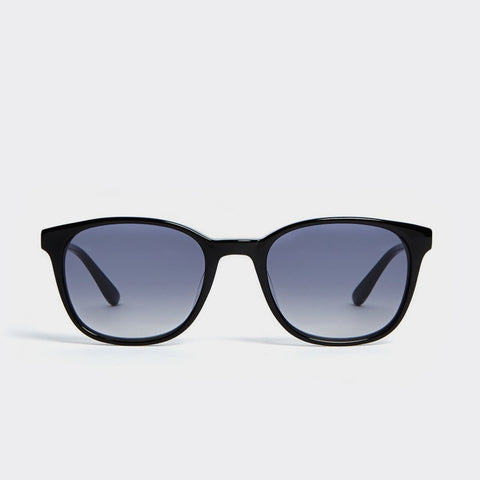 YMC Hakon Sunglasses - Black  - CARTOCON