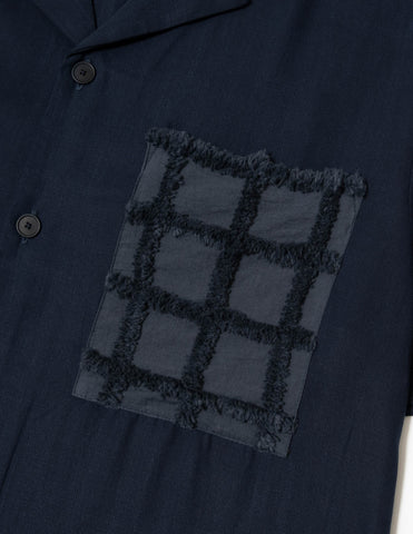 Magic Castles Two Pocket Shirt - Indigo