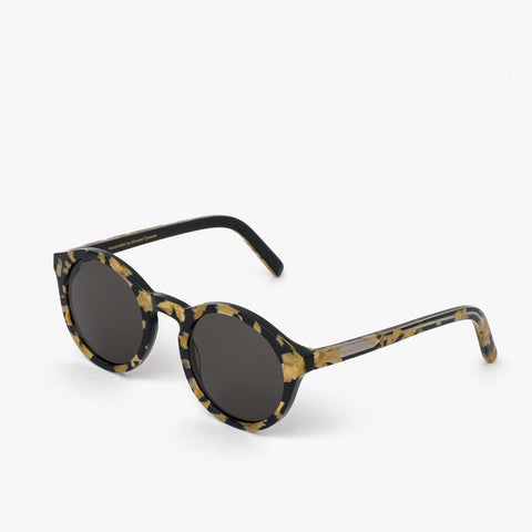 Monokel Barstow Sunglasses - Black Marble Sunglasses - CARTOCON