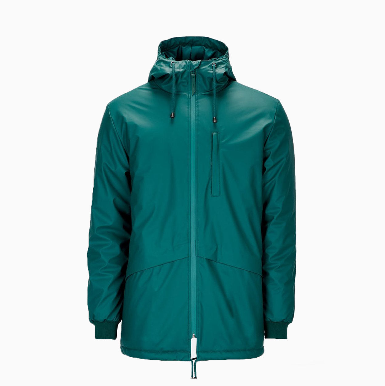 Rains N3 Parka Jacket - Dark Teal
