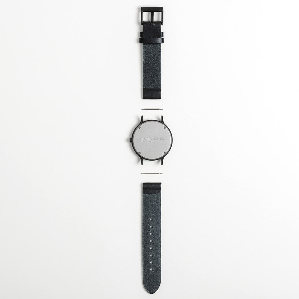 Instrmnt Watch 01D - Black - 4