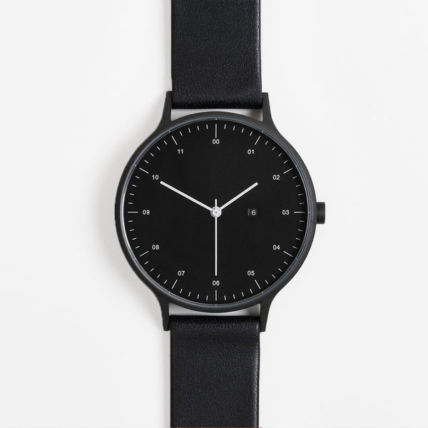 Instrmnt Watch 01D - Black - 1