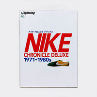 Lightning Nike Chronicle Deluxe 1971 - 1980s - Vol 150 Magazine - CARTOCON