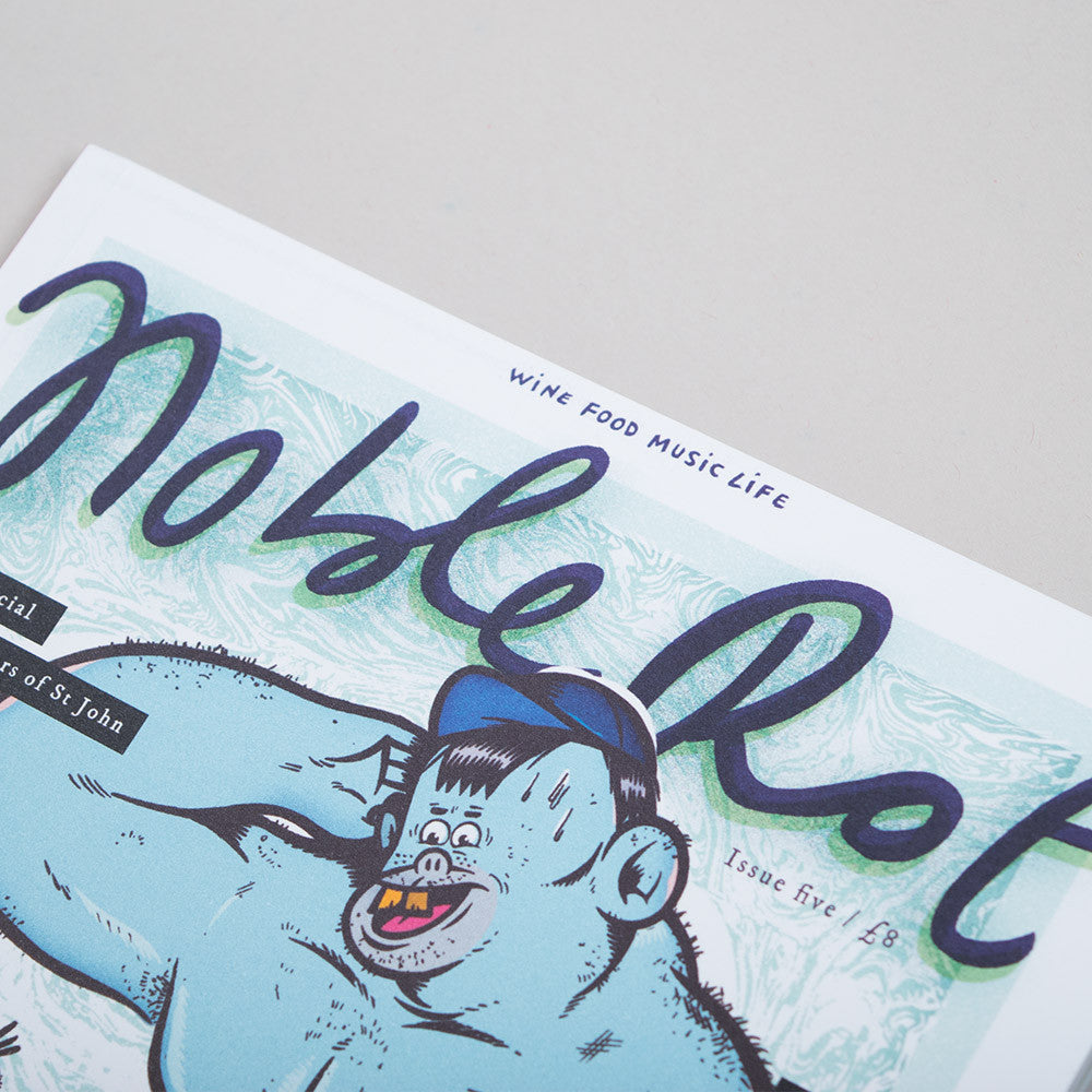 Noble Rot – Issue 5 - 2