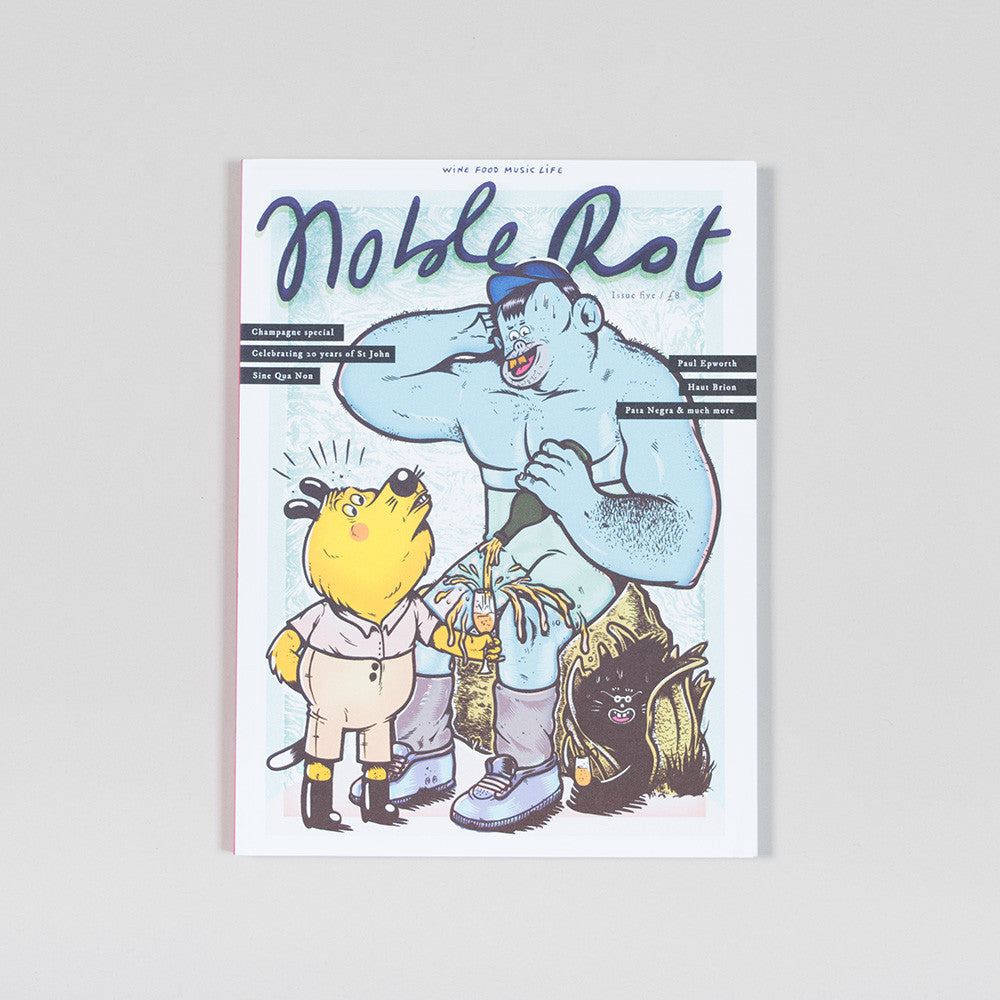 Noble Rot – Issue 5 - 1