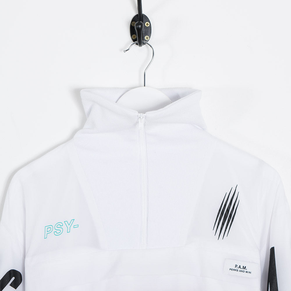 Perks & Mini Aktiv Top Jacket - White - 8