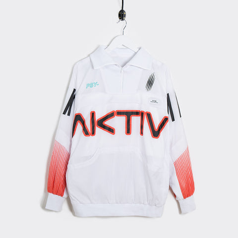 Perks & Mini Aktiv Top Jacket - White  - CARTOCON