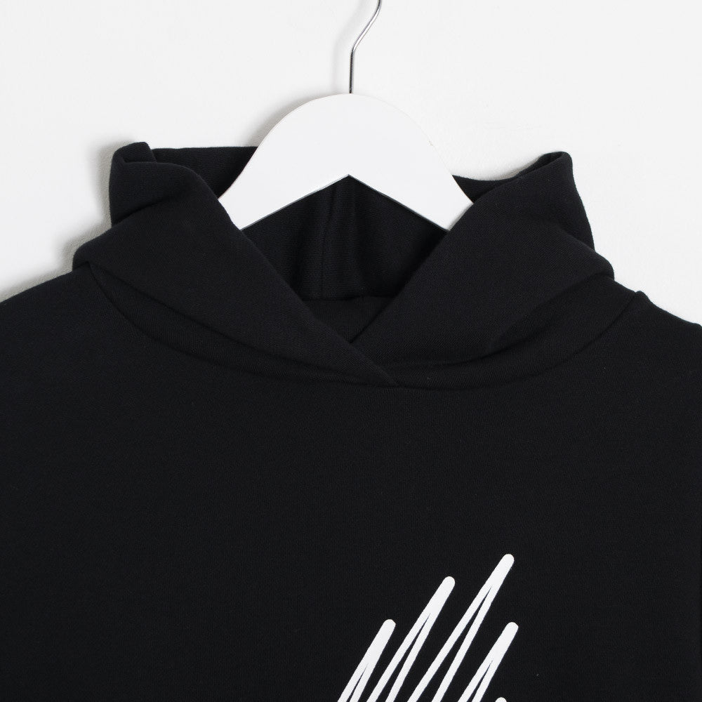 Perks & Mini Sine Hooded Sweatshirt - Black - 4