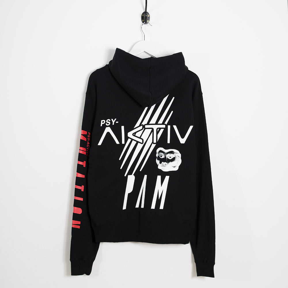 Perks & Mini Sine Hooded Sweatshirt - Black - 2