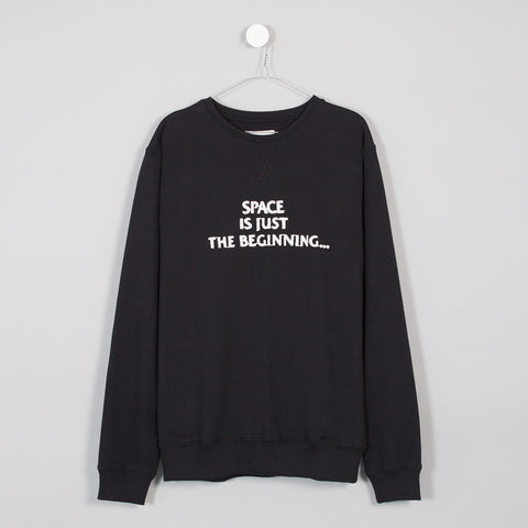 Soulland Peci Sweatshirt - Black  - CARTOCON