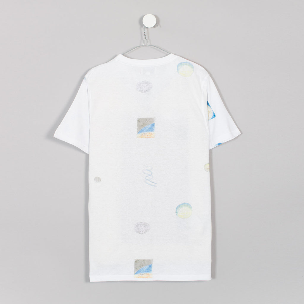 Soulland Pluto T-Shirt - White - 5