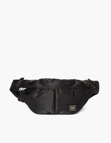 Porter Yoshida & Co Tanker Waist Bag - Black