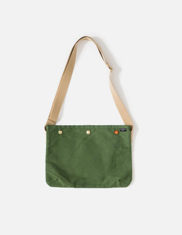 Porter Yoshida & Co Coppi Sacoche - Green