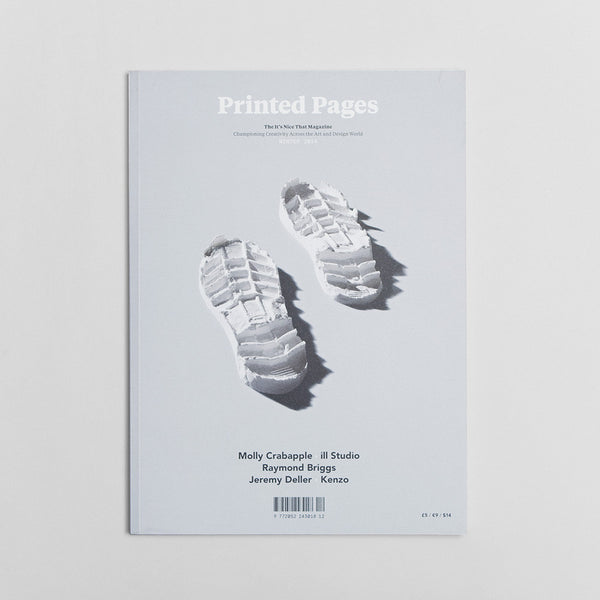 Printed Pages – Winter 2014 Magazine - CARTOCON