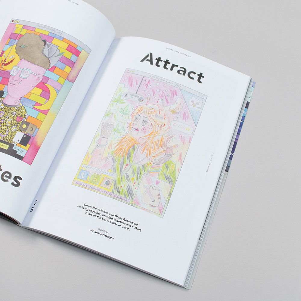 Printed Pages – Autumn 2014 - 3