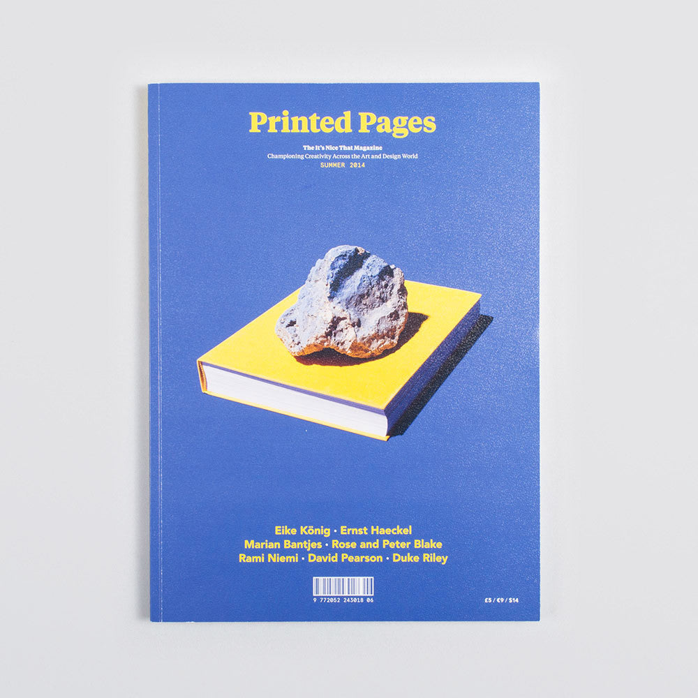 Printed Pages – Summer 2014 - 1