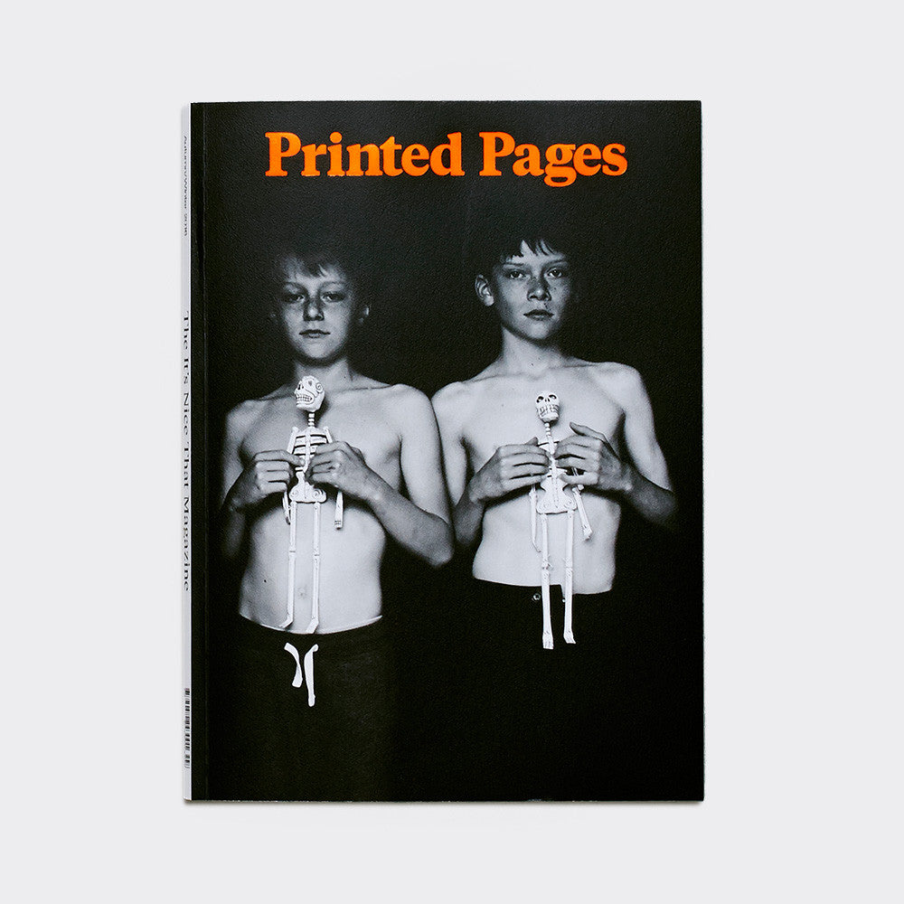 Printed Pages Autumn/Winter 2016 - 1