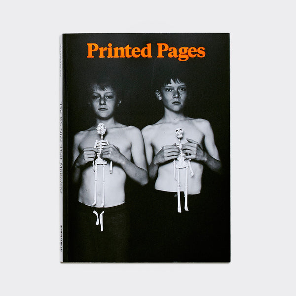Printed Pages Autumn/Winter 2016 Magazine - CARTOCON