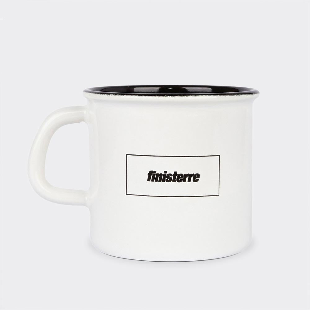 Finisterre Reiss Mug - White - CARTOCON