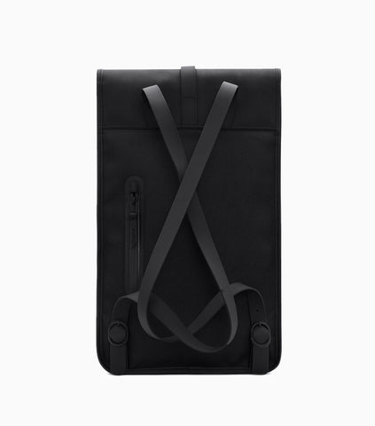 Rains Backpack Waterproof Bag - Black/Stone Backpack - CARTOCON