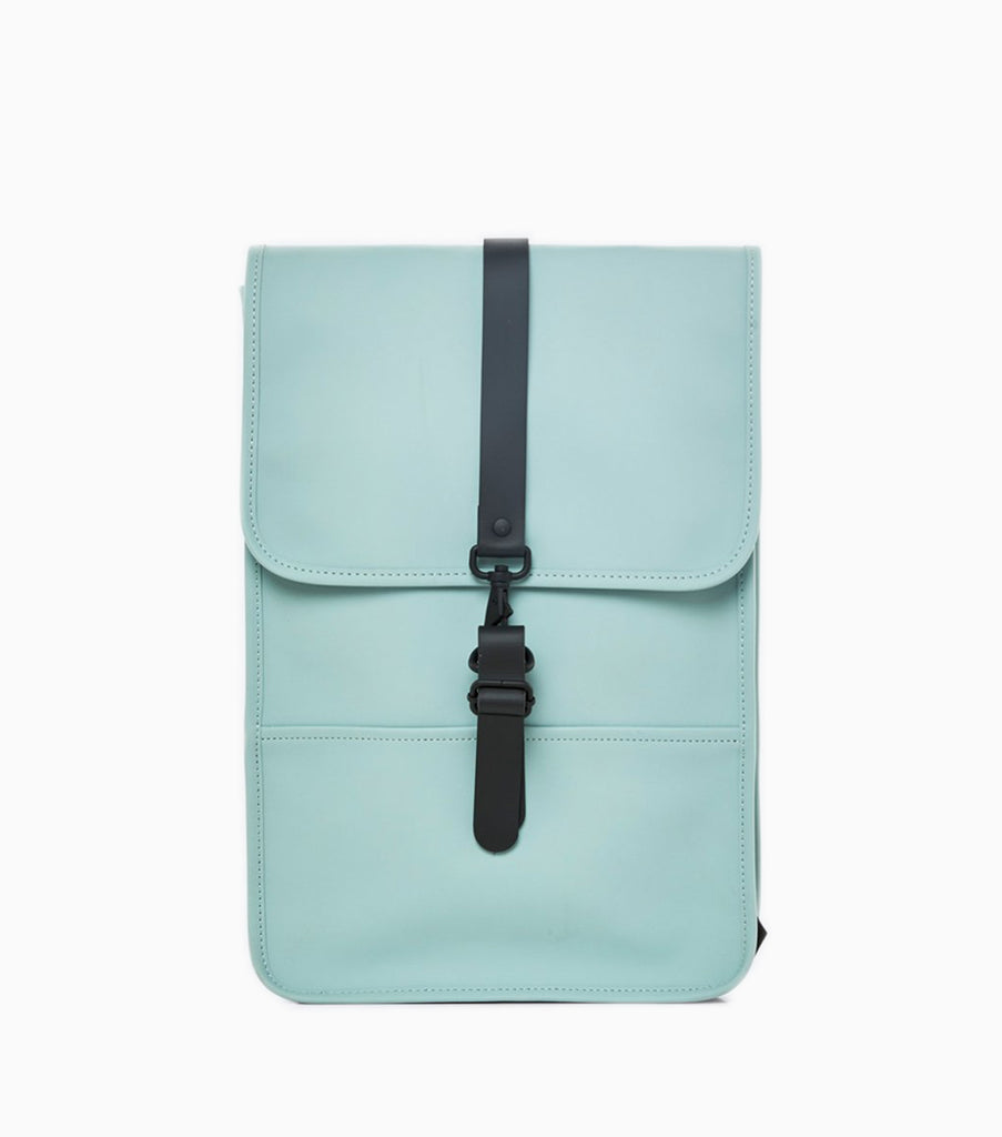 Rains Backpack Mini Waterproof Bag - Dusty Mint