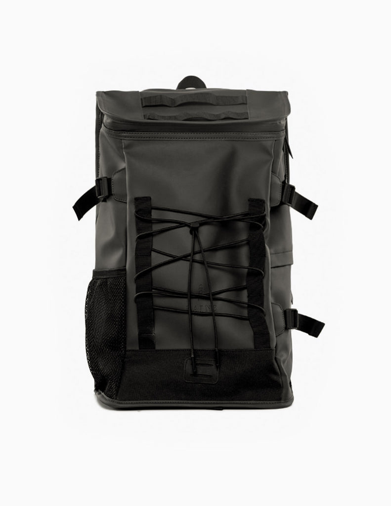 Rains MSN Backpack Waterproof Bag - Black