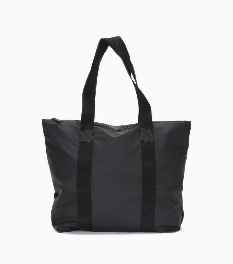 Rains Rush Tote Bag - Black