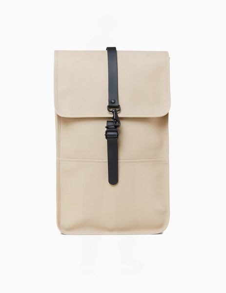 Rains Backpack - Beige Backpack - CARTOCON